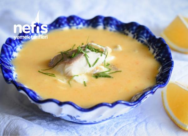 Balık Çorbası (lokanta Usulü)