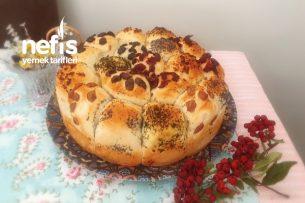 Çeşnili Mini Ekmekler Tarifi