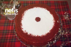 Kırmızı Kadife Kek ( Red Velvet ) Tarifi