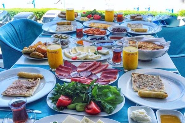anadolu yakası kahvaltı mekanları 2019