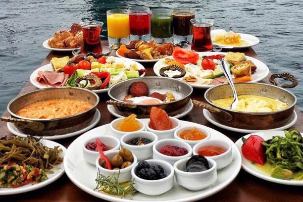 anadolu yakası kahvaltı mekanları