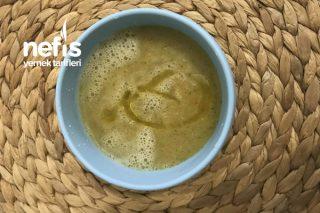 Bebekler İçin Sebzeli Mercimek Çorbası 6+ Tarifi