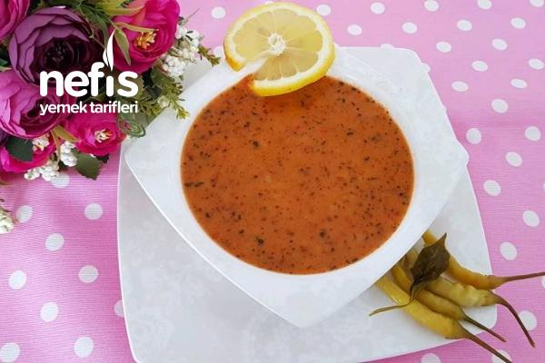 Kremalı Mengen Çorbası Tarifi