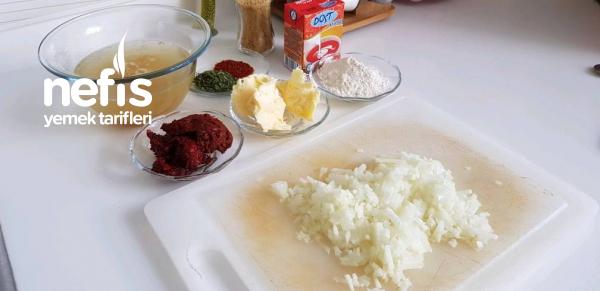 Kremalı Mengen Çorbası