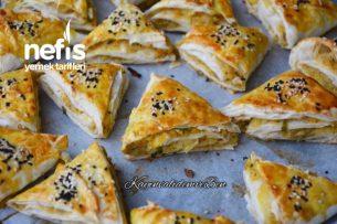 Milföy Tadında Çıtır Börek Tarifi