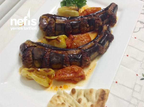 Muhteşem Beli Kırık Patlıcan Kebabı