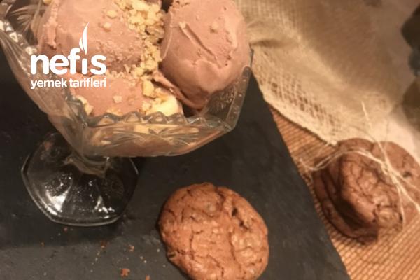 Orjinal American Cookie (Mutlaka Denemelisiniz) Tarifi