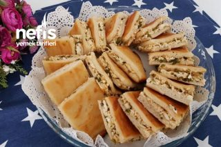 Patatesli Ve Peynirli Kömbe (İftara Ve Sahura) Tarifi