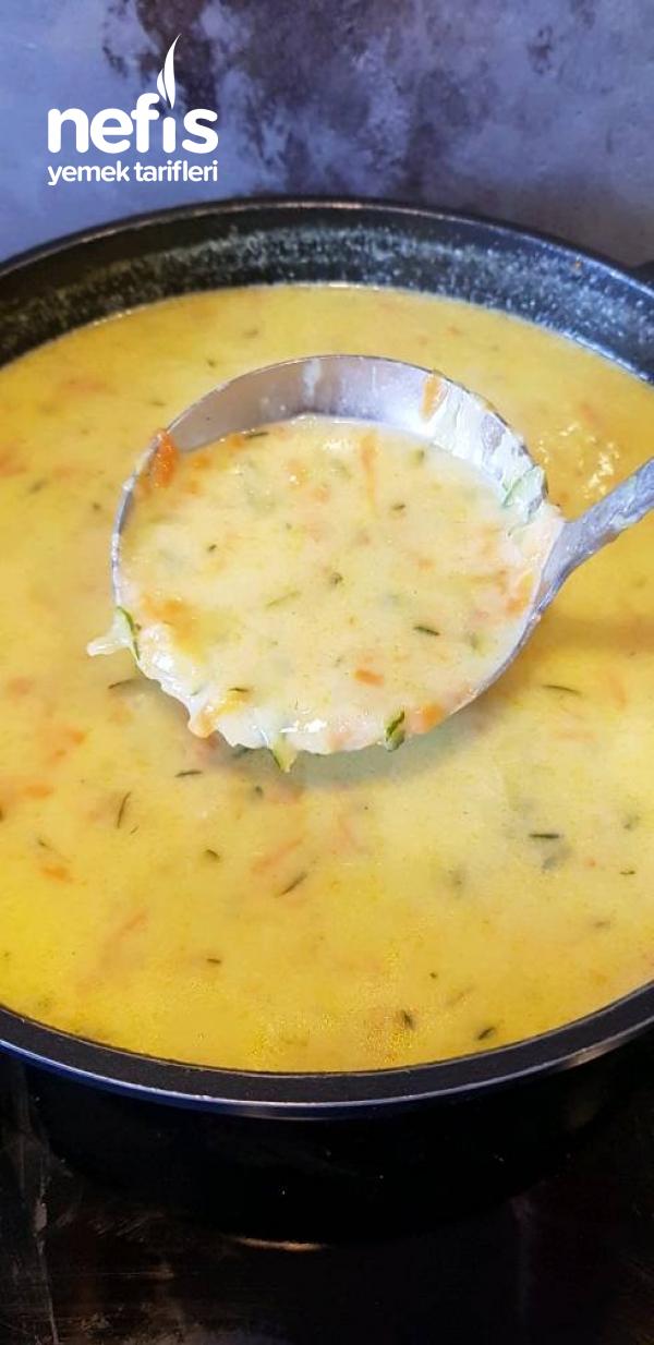 Sebzeli Yayla Çorbası