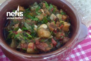Tadını Unutmak Mümkün Olmayan Patlıcan Havyarı (Rus Mutfağından) Tarifi