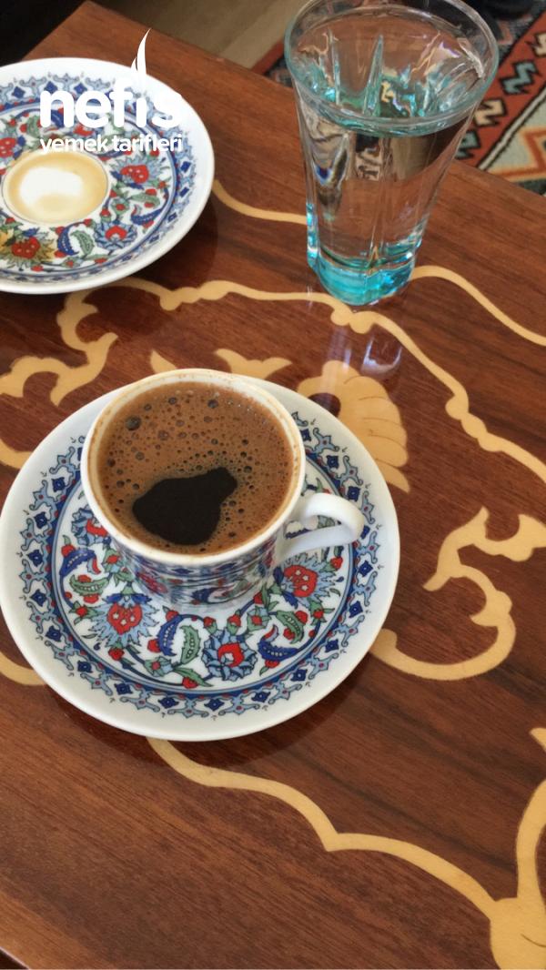 Türk Kahvesi (Tam Ölçü)