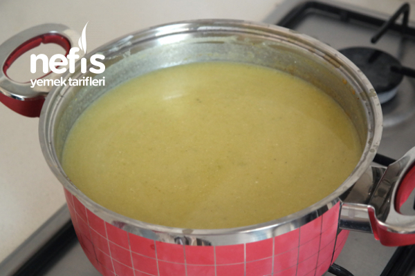 Yoğurtlu Kabak Çorbası ( Çok Lezzetli )