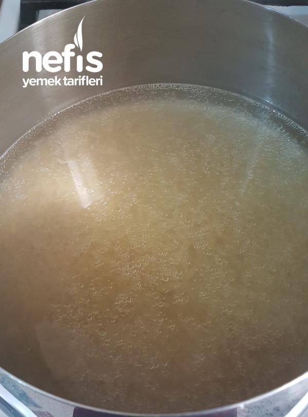Yoğurtlu Şehriye Çorbası ( Mutlaka Deneyin)