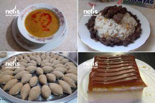 Hoşgeldin Ya Şehr-i Ramazan Tarifi