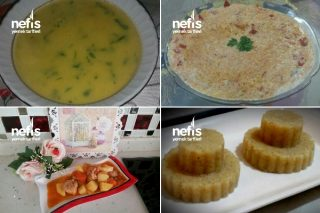 Nefis Ramazan Menüsü Tarifi