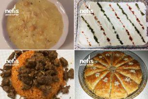 Ramazan Menüsü Tarifi