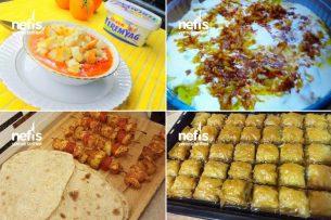Ya Şehr-i Ramazan Menüsü Tarifi