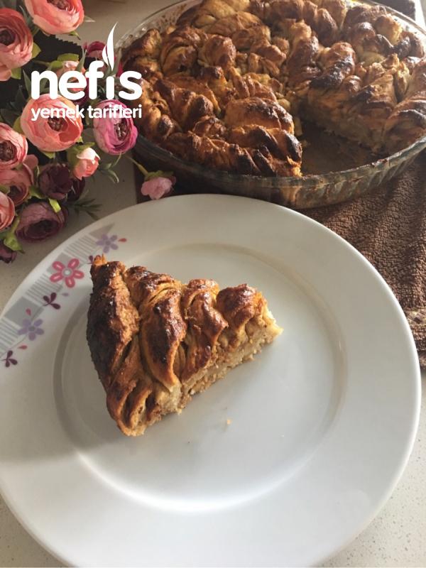 El Açması Haşhaşlı Çörek
