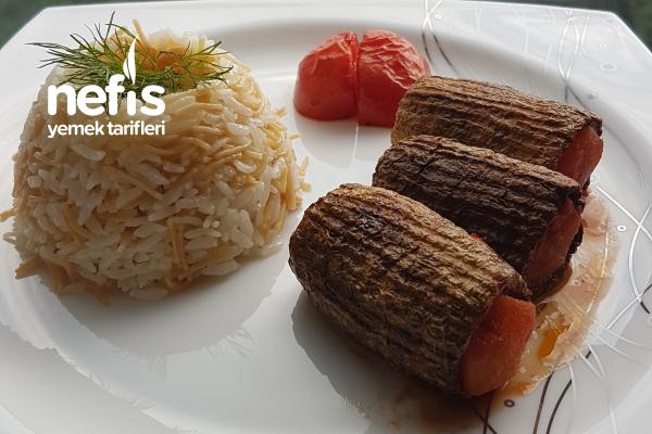 Kabak Oturtma (Nefis Gaziantep Yemeği) Tarifi