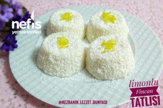 Limonlu Fincan Tatlısı Tarifi