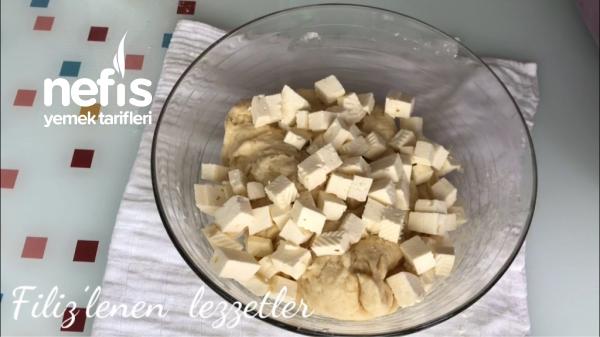 Mayasiz Ekstra Kolay Simit Pogaca (peyniri Hamura Karistirdim ) videolu