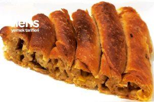 Pırasalı Börek (Pratik El Açması) Tarifi