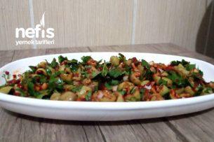 Şipşak Zeytin Salatası Tarifi