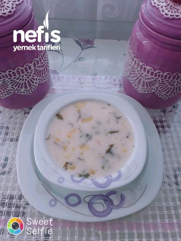 Aş Otu(kişniş) Çorbası (erzurum Yöresi)