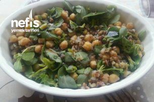 Maşlı Salata Tarifi