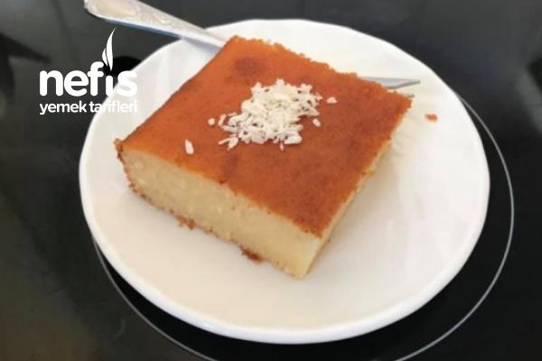 Portakallı Revani Hem Hafif Hem Tam Tarif Süper Tarifi
