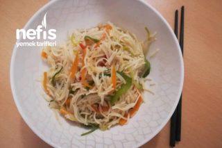 Rice Noodle Tarifi