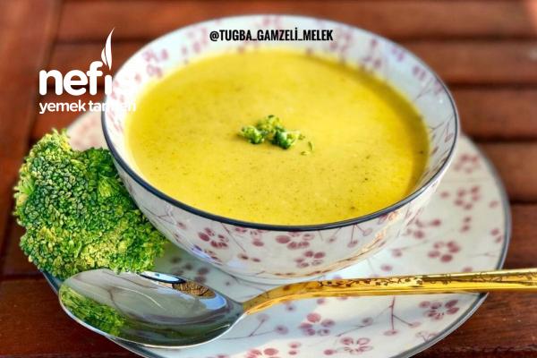Sütlü Brokoli Çorbası ( Harika Lezzette) Tarifi