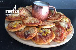 İftar Ve Sahur Pizzacıkları ( videolu) Tarifi