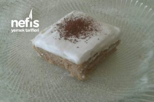 Kahveli Pasta Muhteşem Tam Kıvamında Tarifi