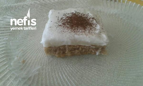 Kahveli Pasta Muhteşem Tam Kıvamında
