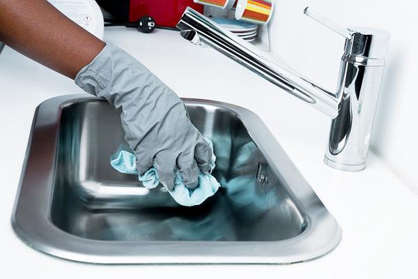 Mutfak Lavabosu Temizliği