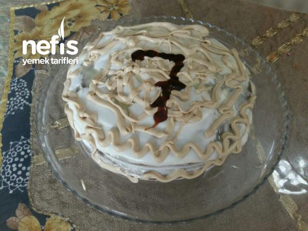 Pratik Kutlama Pastası