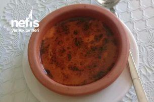 Sıcacık Tarhana Çorbası Tarifi
