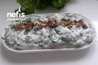 Teremyağlı Freşh Semizotu Salatası Tarifi