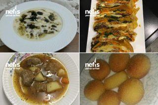 Teremyağlı Havuçlu Patatesli Parça Et Tarifi