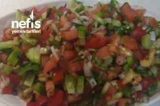 Gavurdağ Salatası Tarifi