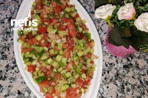 Gavurdağı Salatası (Kaşık Salata) Tarifi