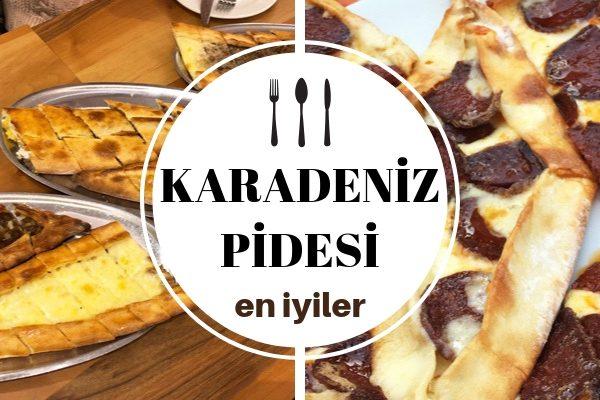 İstanbul'un En İyi Karadeniz Pidesi Bu 10 Adreste – Bayılacaksınız! Tarifi