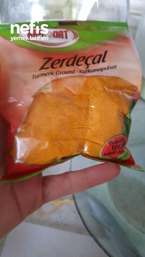 Lezzeti Adında Gizli Zerdeçallı Sarı Mercimek Çorbası