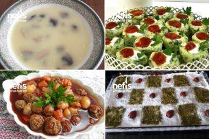 Ramazan Menüsü 7 Tarifi