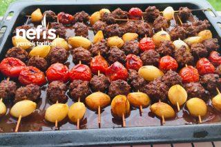Çöp Şişte Soğan Kebabı Tarifi
