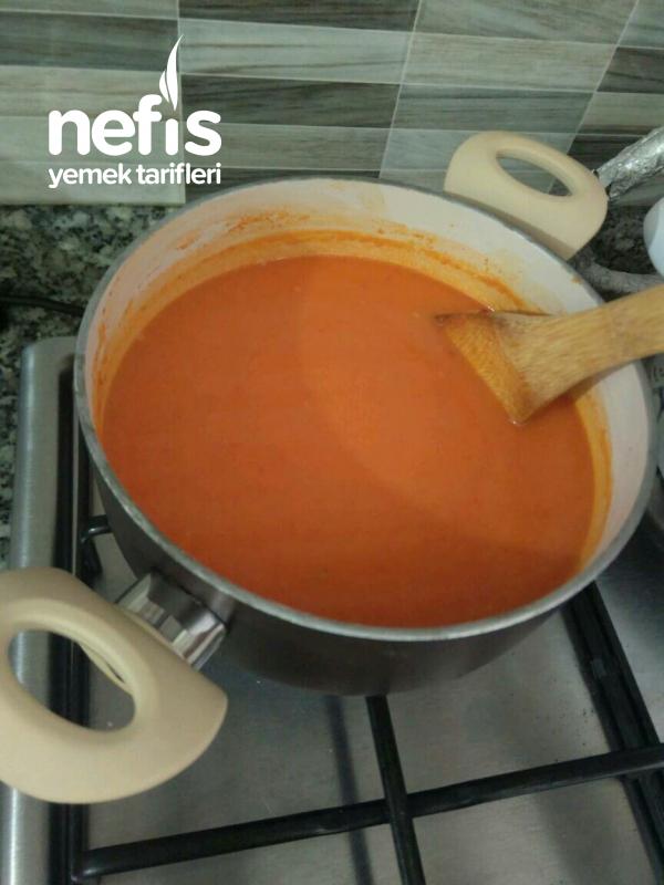 Domates Çorbası (En Pratiğinden Miss Gibi)