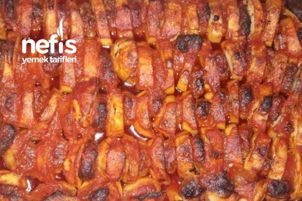 Fırında Patates Köfte Dizmesi Tarifi