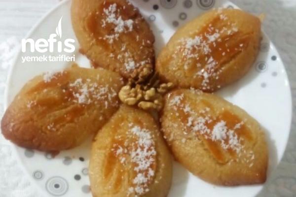 Pastane Usulü Şekerpare Tarifi