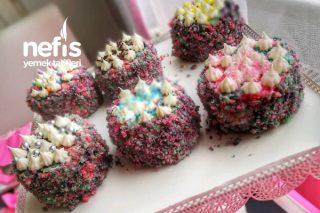 Renkli Mini Pasta Tarifi